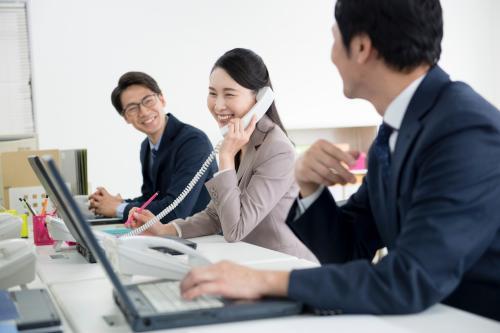 外国人スタッフの管理業務
