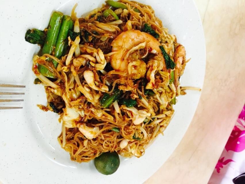 マレーシア料理店のスタッフ募集