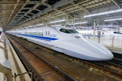電車を製造している会社での勤務