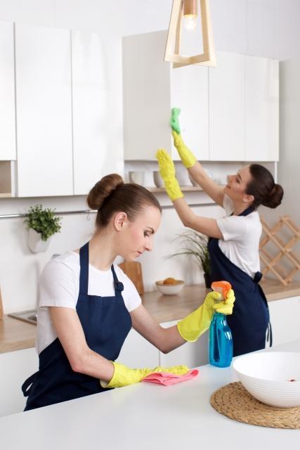 お掃除のプロになれます!