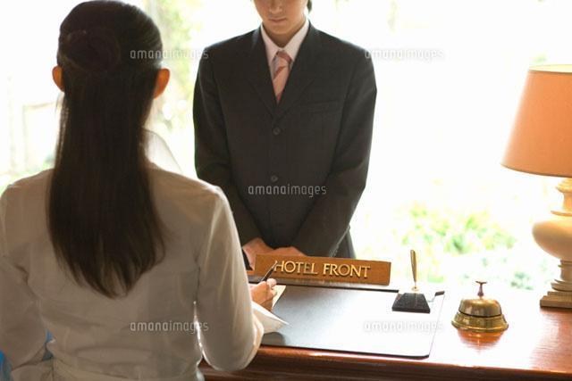 全国各地のホテルのフロントスタッフのお仕事です!!