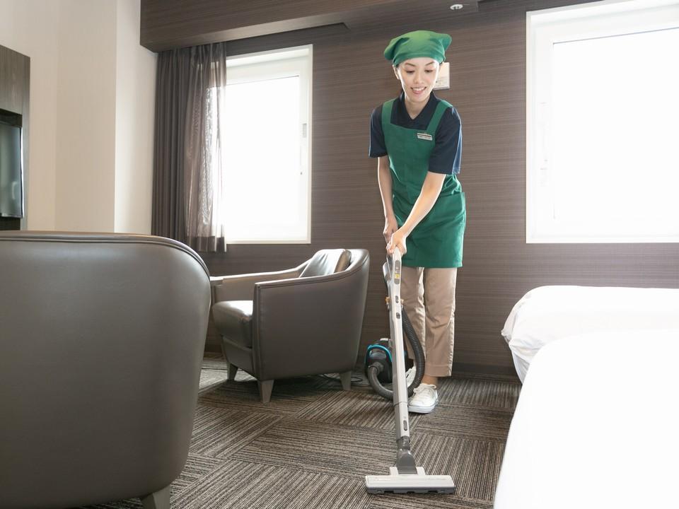 神奈川県のホテル清掃のお仕事になります!!