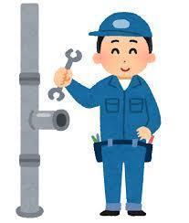 福岡県での配管などの工事のお仕事になります!!
