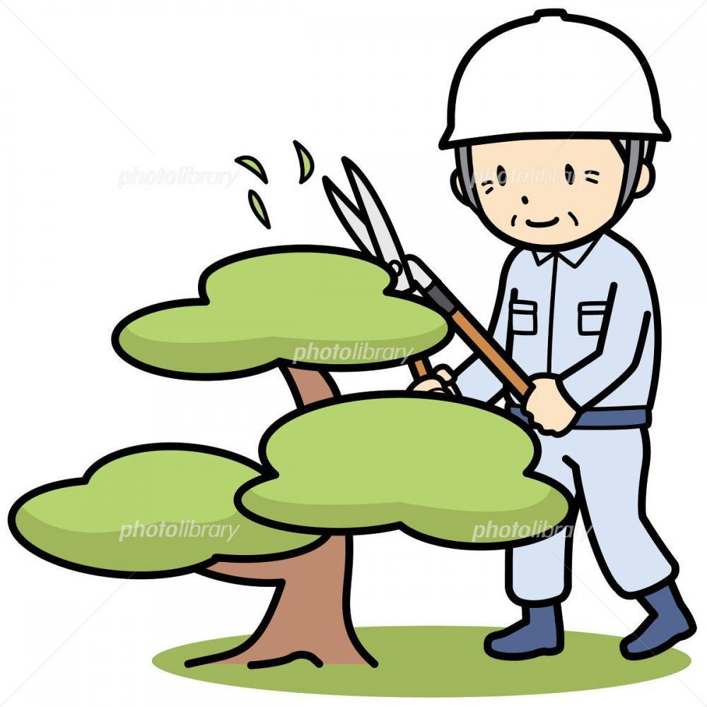 栃木県にある造園業のお仕事になります!