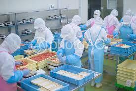 埼玉県にあるお肉を加工する工場のお仕事になります!!