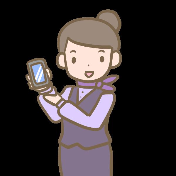 首都圏にある携帯ショップのお仕事になります!!