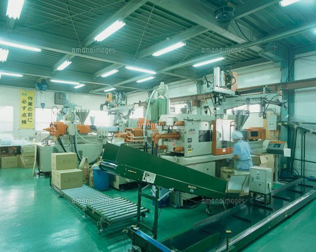 神奈川県にあるプラスチック製品を作る工場のお仕事になります!