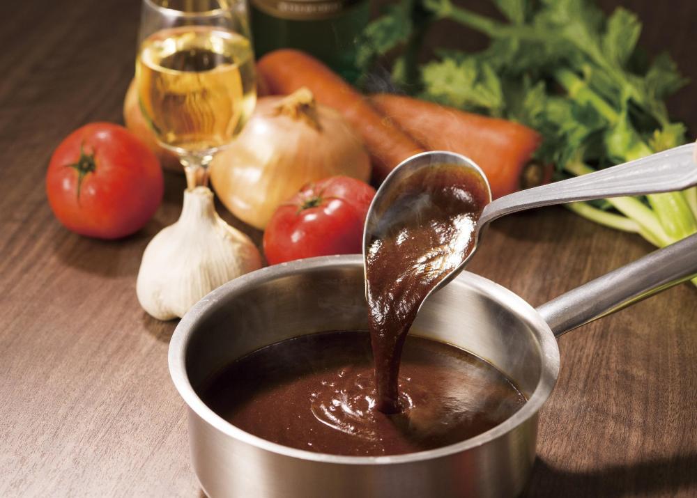 東京にあるソースやスープを作る工場のお仕事になります!!