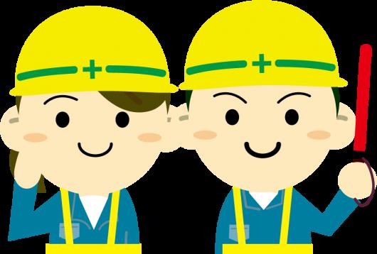 東京にある工事現場などでの警備のお仕事になります!!