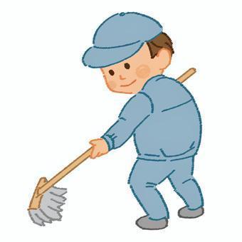 千葉県での清掃のお仕事になります!!