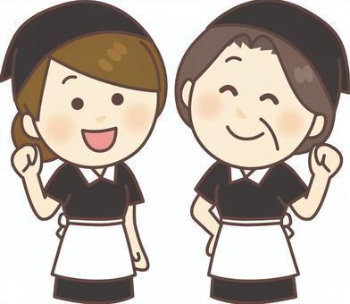 福岡県でのホテル清掃のお仕事になります!!