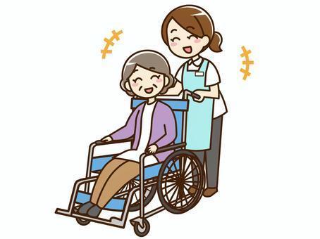 埼玉県の介護施設でのお仕事になります!!
