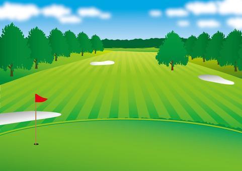 栃木県にあるゴルフコースの管理のお仕事になります!!