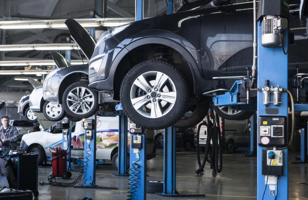自動車リサイクル部品の生産、販売